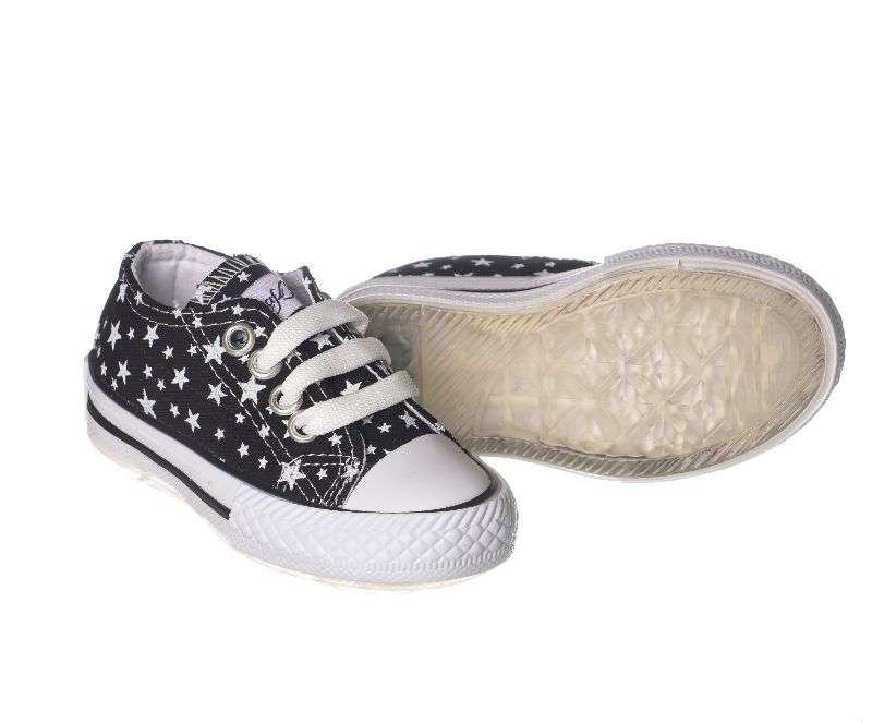 Yıldız Keten Işıklı Ayakkabı